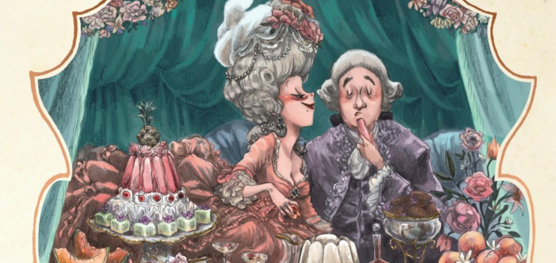 Exposition - Versailles dans la Bande dessinée et dédicace de Maud Begon