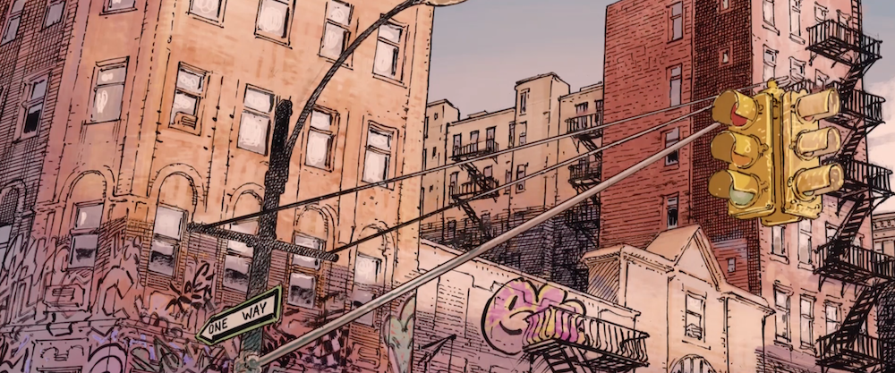 Découvrez en avant-première la couverture de New York Cannibals, le nouveau Boucq & Charyn !
