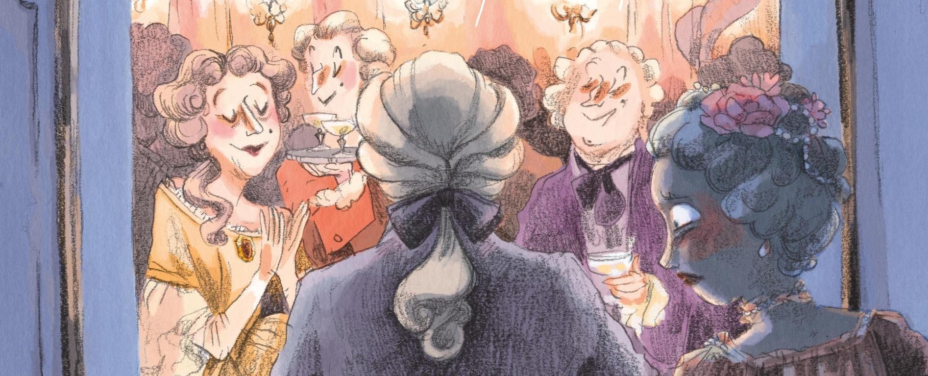 Exposition « Versailles dans la bande dessinée »