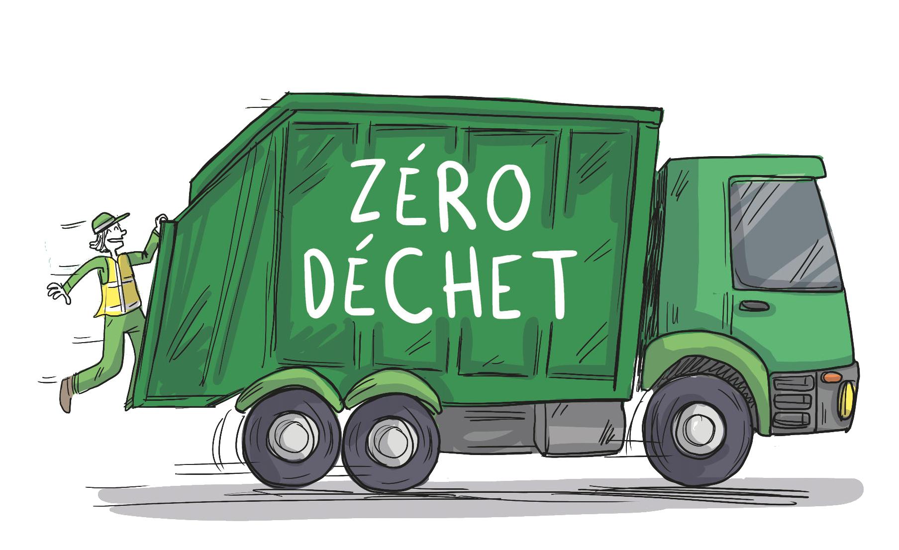 Bénédicte Moret présente - nos capsules pour comprendre le zéro déchet en BD !