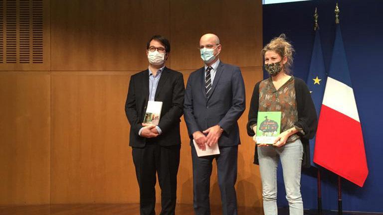 Bénédicte Moret - Lauréate du Prix lycéen Lire l'économie