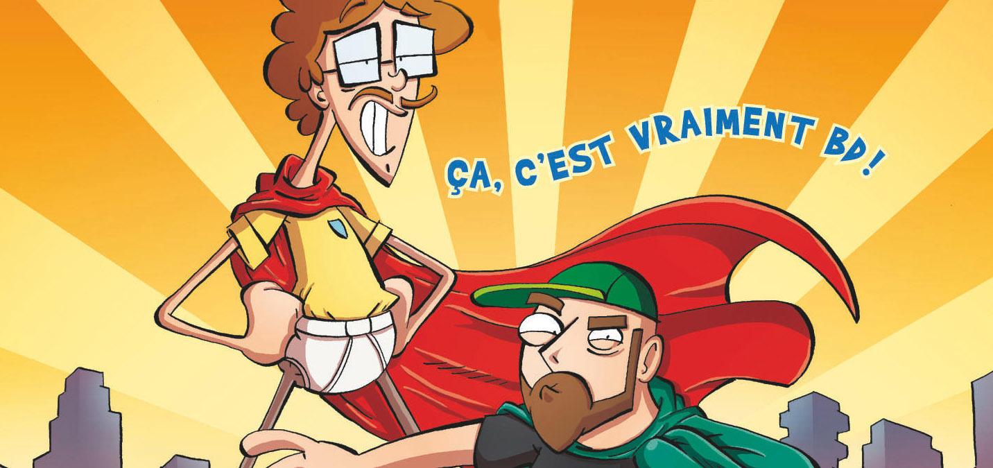 Séance dédicace avec Bapt & Gaël à la Fnac de Nantes