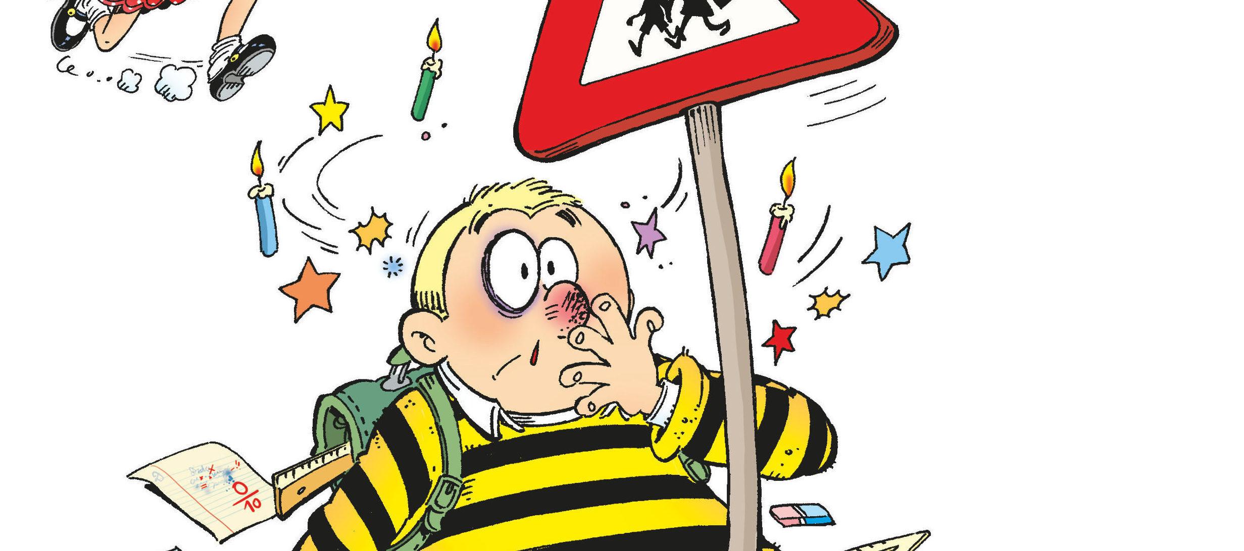 Bernard Godi, dessinateur de Ducobu, se confie au micro du Lombard !