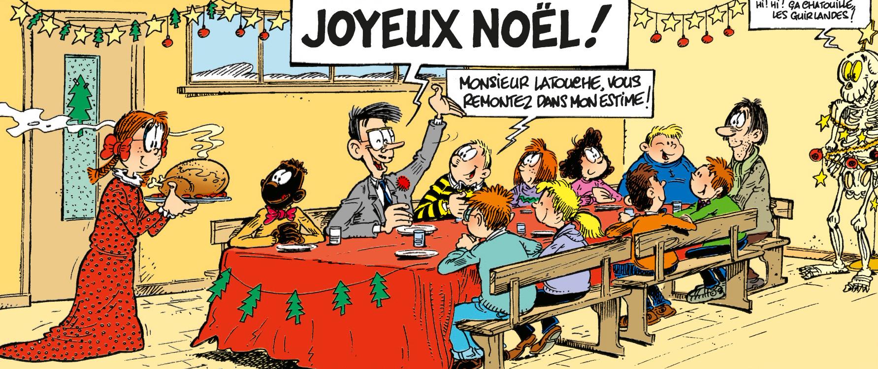3 astuces pour attendre Noël avec Ducobu !