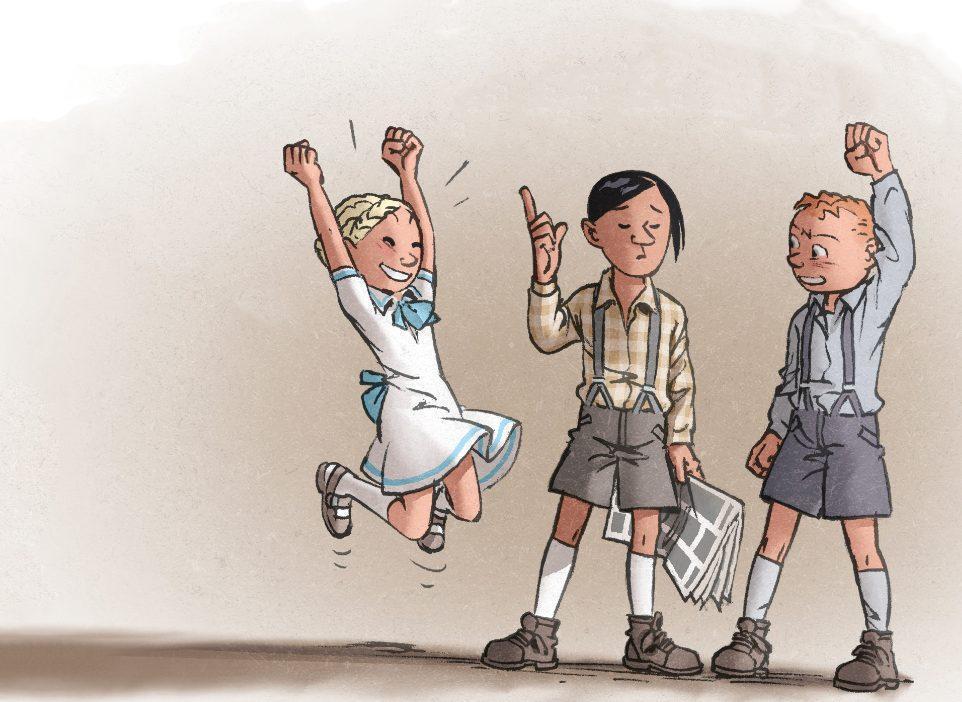 Fin du concours des Enfants de la Résistance !
