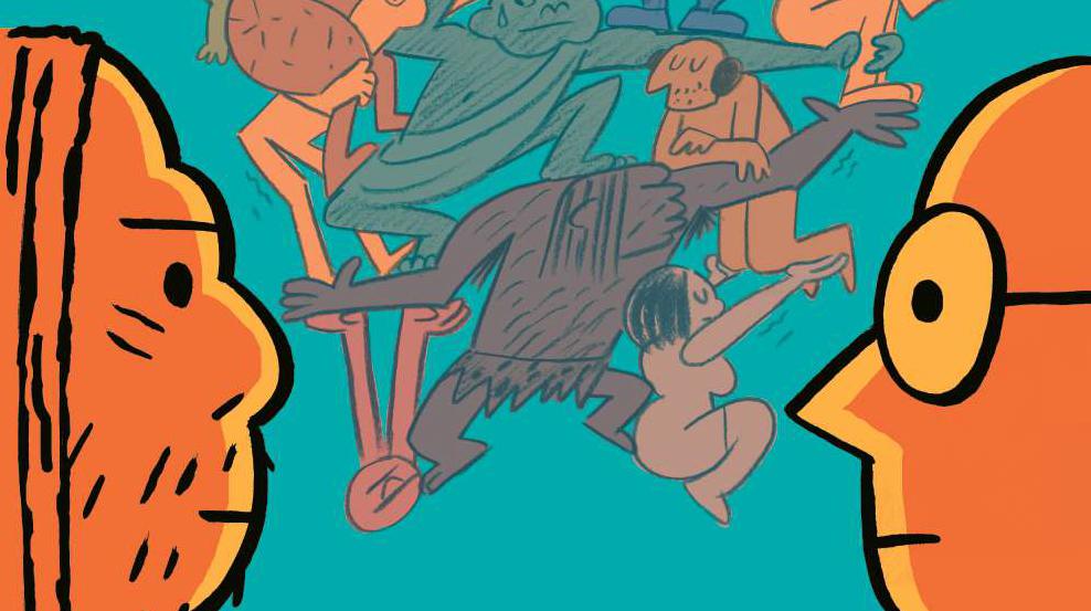 """HOMO SAPIENS, """"un voyage dans le temps extraordinaire et éclairant"""" pour La Ribambulle"""
