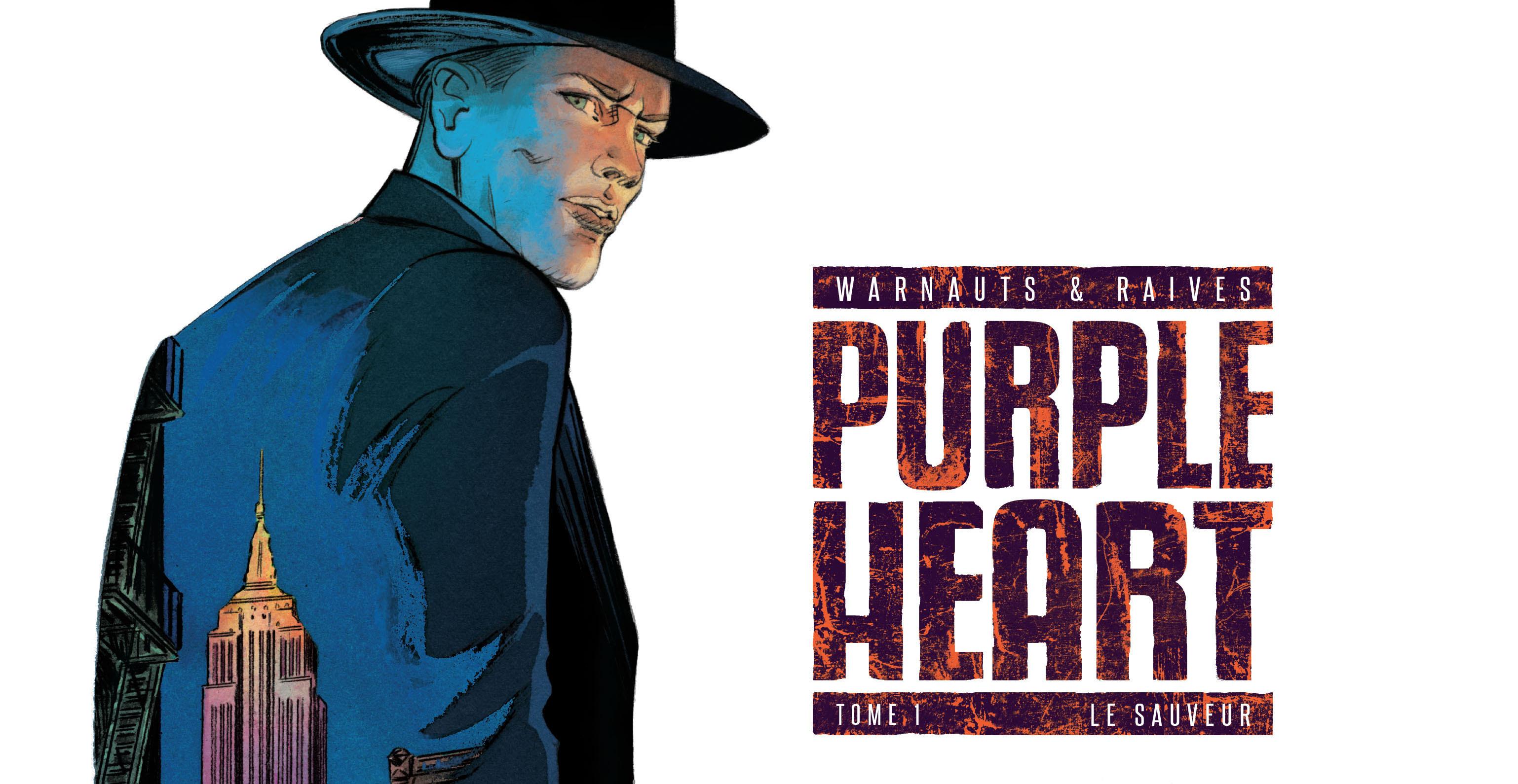 Entretien avec Raives pour Purple Heart