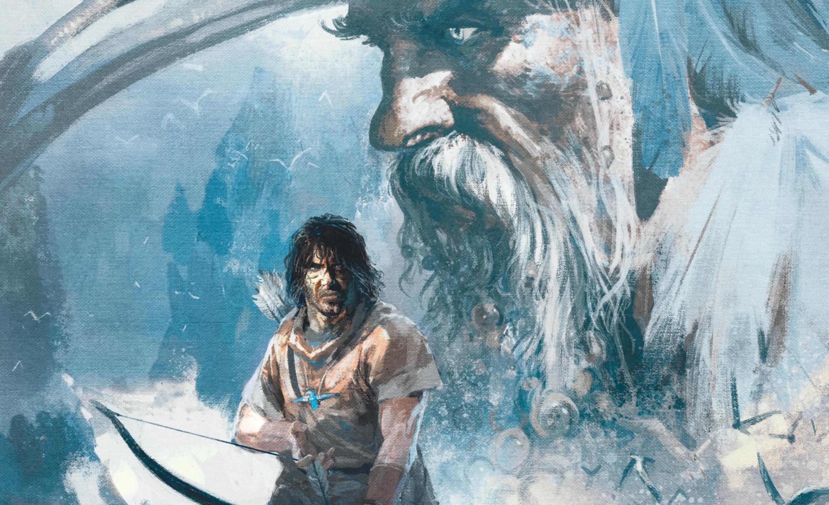 Thorgal 37 - la légende de la BD s'offre une bande annonce digne des plus grands vikings !