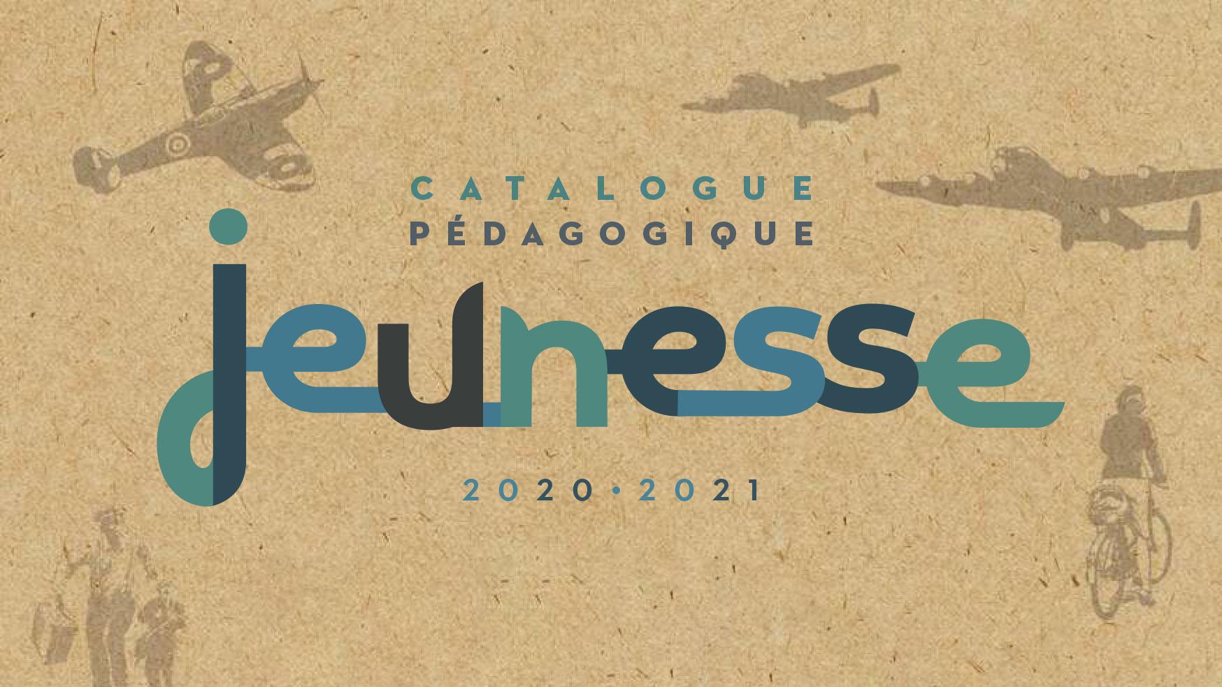 Catalogue pédagagique 2020 - 2021