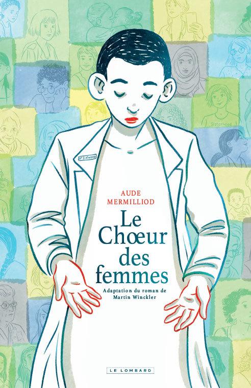 Dédicace : Aude Mermilliod (Le Choeur des Femmes)