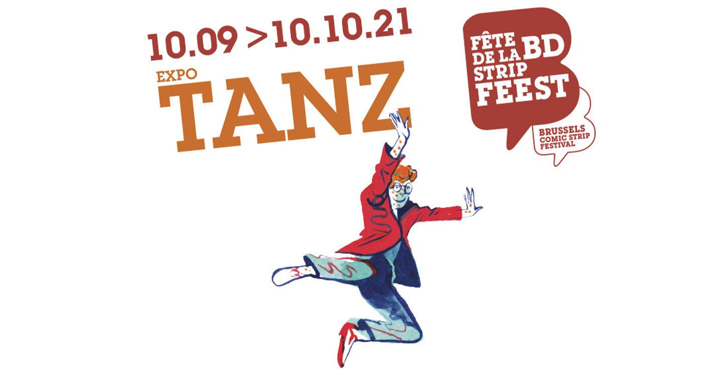 Fête de la BD - Exposition Tanz ! Dans le New York des années 60