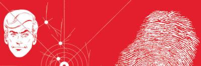 Fond d'écran Ric Hochet - rouge
