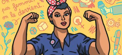 Exposition Le Féminisme en Bédéthèque